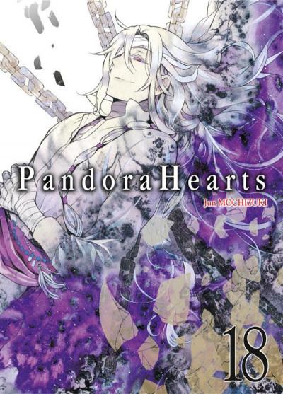 Couverture Pandora hearts tome 18