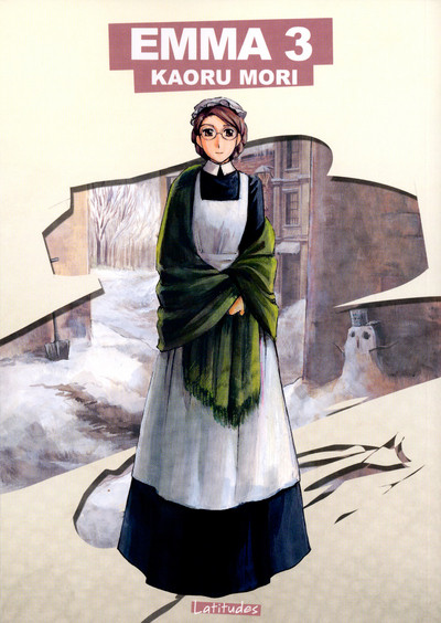 Couverture Emma tome 3 - grand format