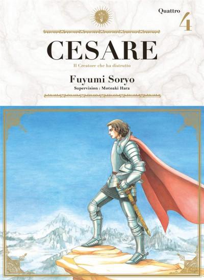 Couverture Cesare tome 4