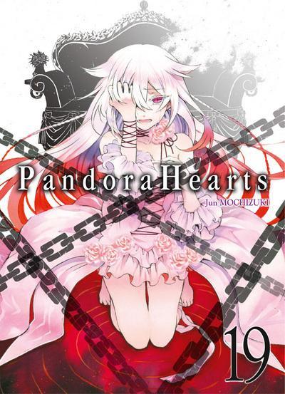 Couverture Pandora hearts tome 19