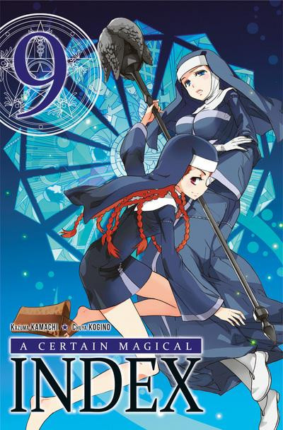 Couverture A certain magical index tome 9