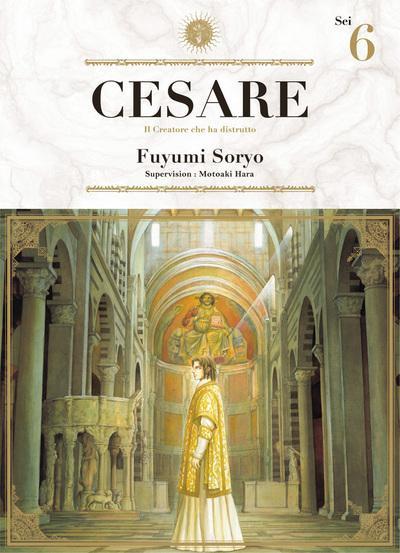Couverture Cesare tome 6