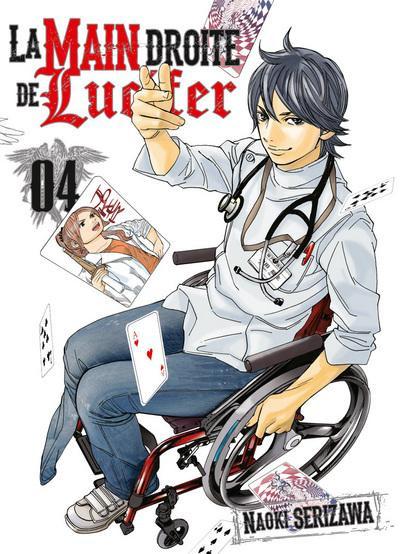 Couverture la main droite de Lucifer tome 4