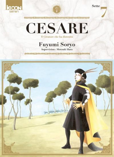 Couverture Cesare tome 7