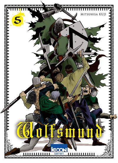 Couverture wolfsmund tome 5