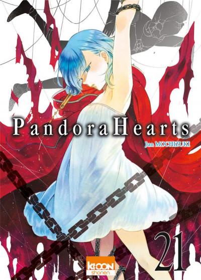 Couverture Pandora hearts tome 21
