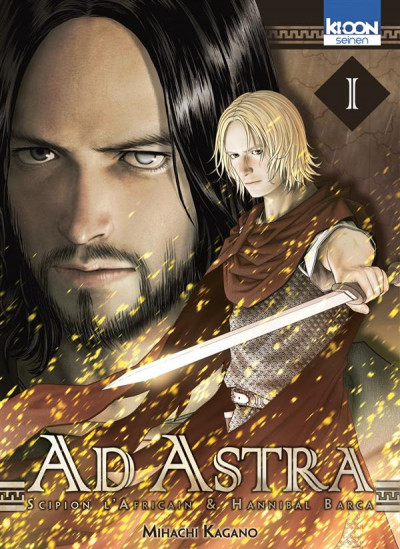Couverture Ad Astra tome 1