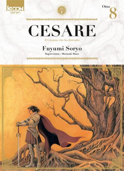 Couverture Cesare tome 8