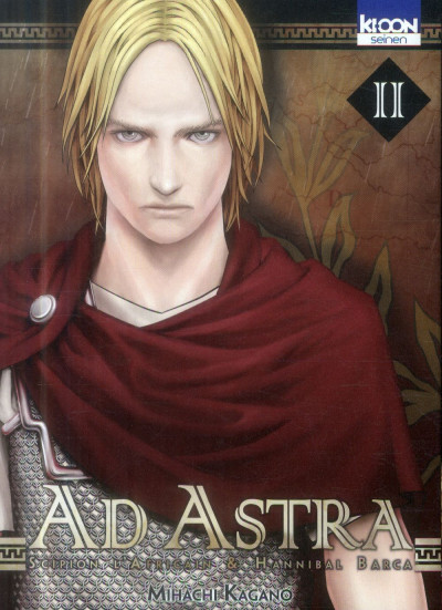 Couverture Ad Astra tome 02