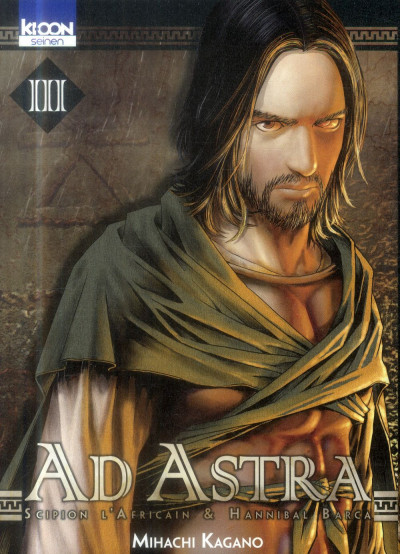 Couverture Ad Astra tome 3