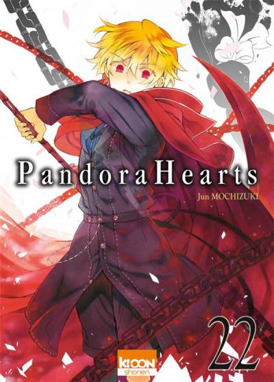 Couverture Pandora hearts tome 22