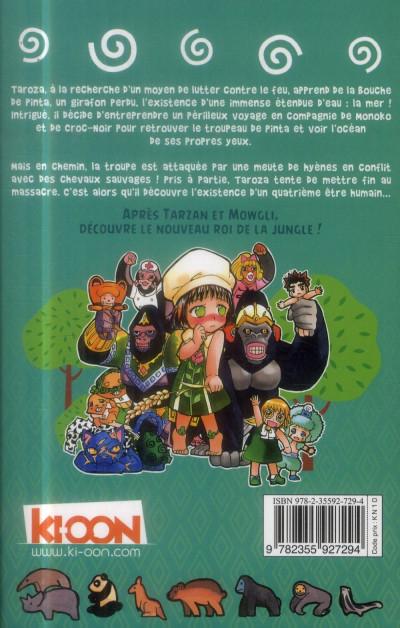 Dos Animal kingdom tome 6