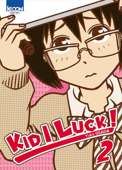 Couverture Kid I luck tome 2