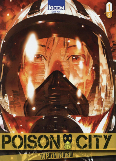 Couverture Poison city tome 1