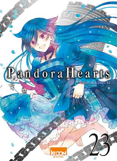 Couverture Pandora hearts tome 23