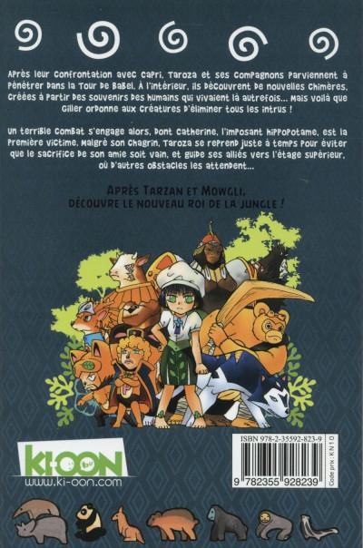 Dos Animal Kingdom tome 10