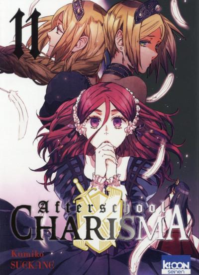 Couverture Afterschool charisma tome 11