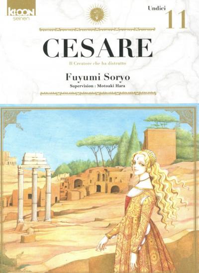 Couverture Cesare tome 11