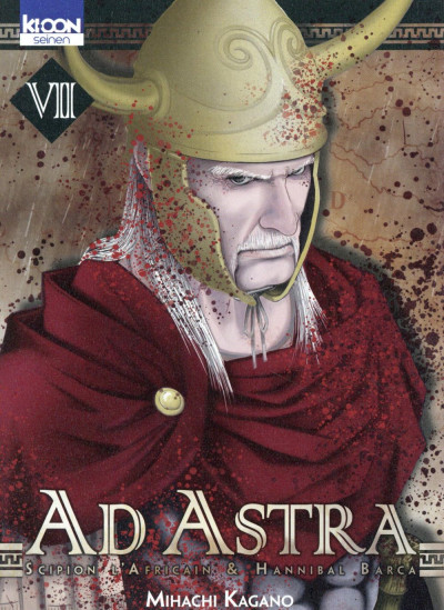 Couverture Ad Astra tome 7