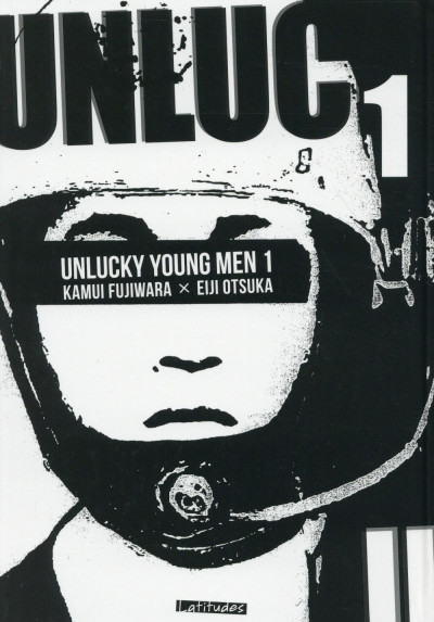 Couverture Unlucky young men tome 1