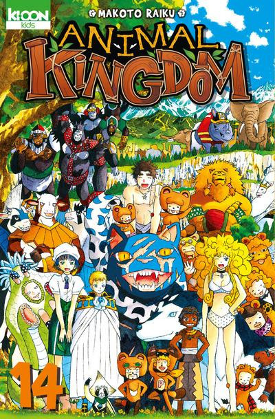 Couverture Animal Kingdom tome 14