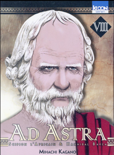 Couverture Ad astra tome 8