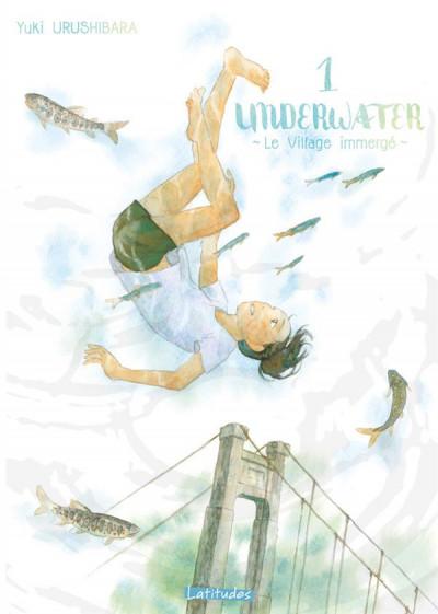 Couverture Underwater - le village immergé tome 1