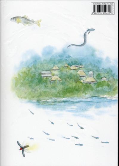 Dos Underwater - le village immergé tome 1