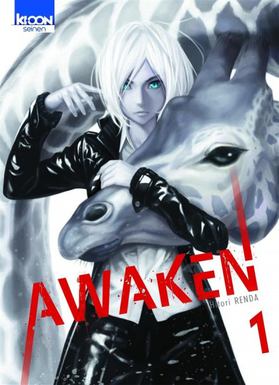 Couverture Awaken tome 1
