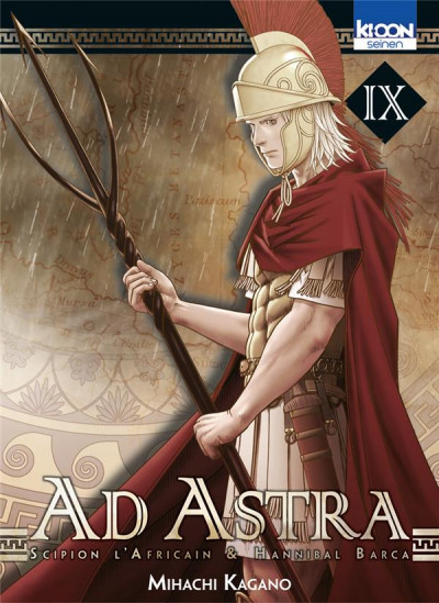 Couverture Ad astra tome 9