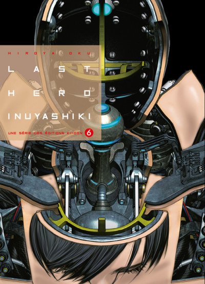 Couverture Last hero inuyashiki tome 6
