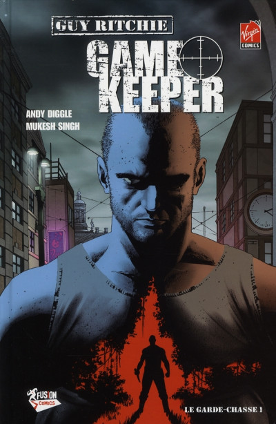 Couverture Game keeper tome 1 - le garde-chasse
