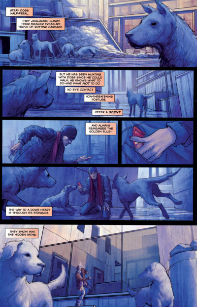 Page 1 Game keeper tome 1 - le garde-chasse