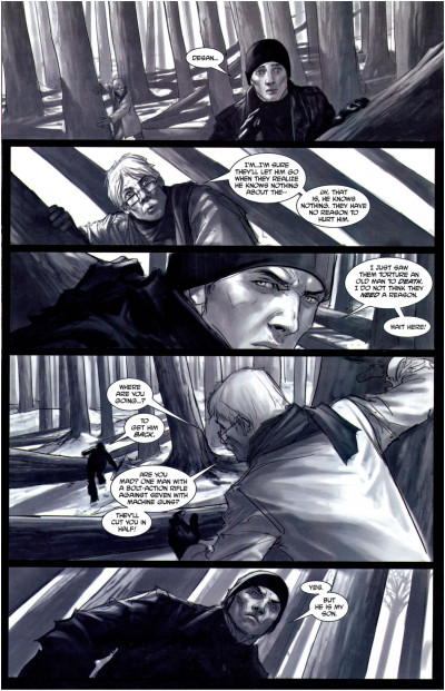 Page 2 Game keeper tome 1 - le garde-chasse