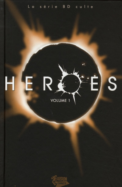 Couverture Heroes tome 1
