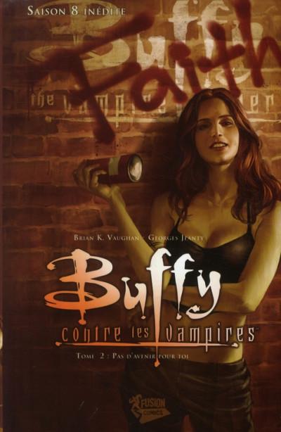 Couverture Buffy contre les vampires - saison 8 tome 2