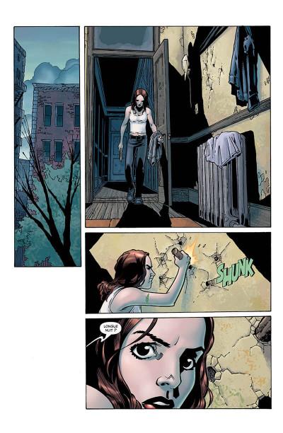 Page 0 Buffy contre les vampires - saison 8 tome 2