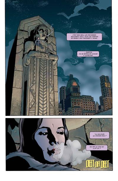 Page 5 Buffy contre les vampires - saison 8 tome 2