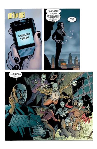 Page 6 Buffy contre les vampires - saison 8 tome 2