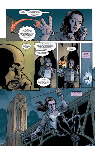 Page 7 Buffy contre les vampires - saison 8 tome 2