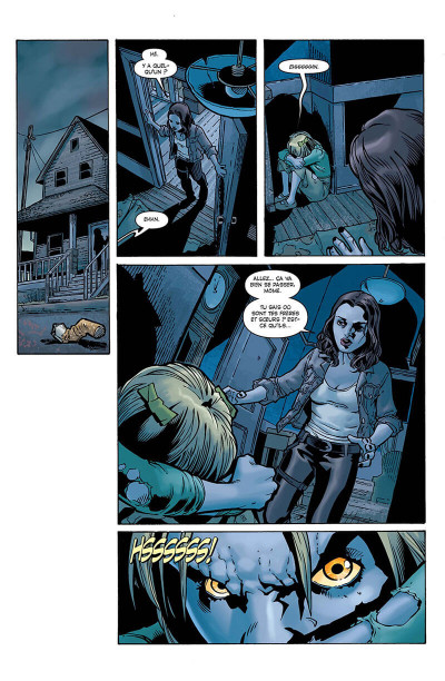 Page 8 Buffy contre les vampires - saison 8 tome 2