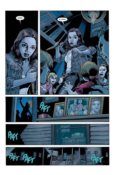Page 9 Buffy contre les vampires - saison 8 tome 2
