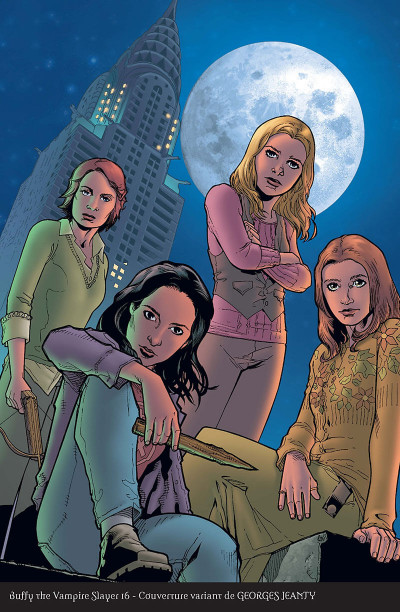 Page 5 Buffy contre les vampires - saison 8 tome 4