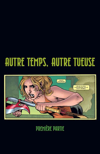 Page 6 Buffy contre les vampires - saison 8 tome 4