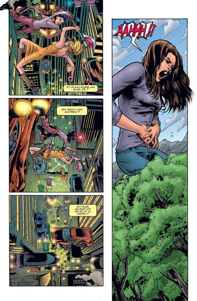 Page 9 Buffy contre les vampires - saison 8 tome 4