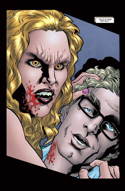 Page 0 Buffy contre les vampires - saison 8 tome 5