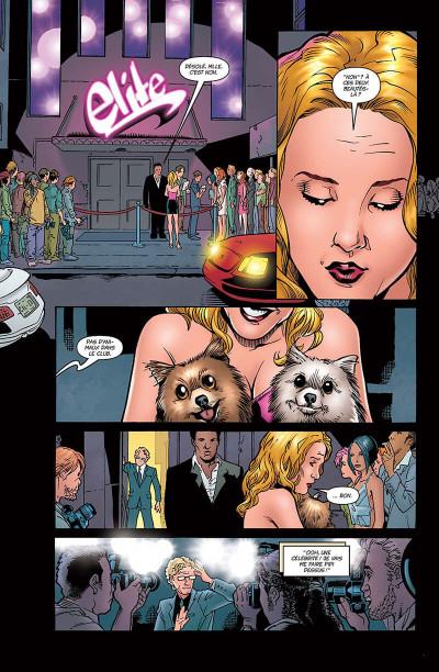 Page 7 Buffy contre les vampires - saison 8 tome 5