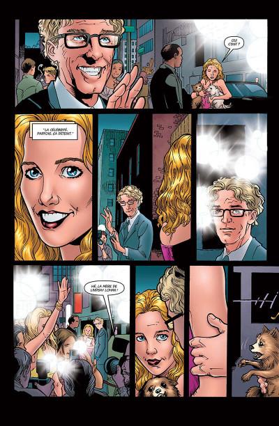 Page 8 Buffy contre les vampires - saison 8 tome 5