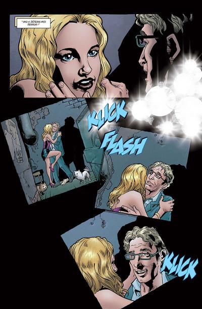 Page 9 Buffy contre les vampires - saison 8 tome 5