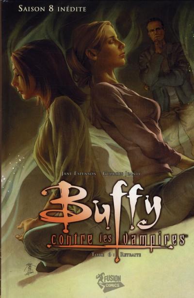 Couverture Buffy contre les vampires - saison 8 tome 6